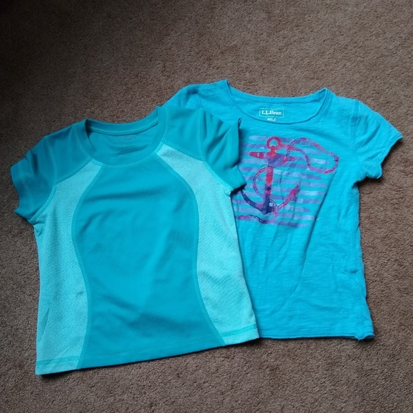 L.L. Bean Other - L. L. Bean girls shirt bundle